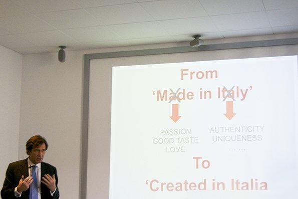 Da Made in Italy a Created in Italia: per Saatchi, la rivoluzione parte dal linguaggio