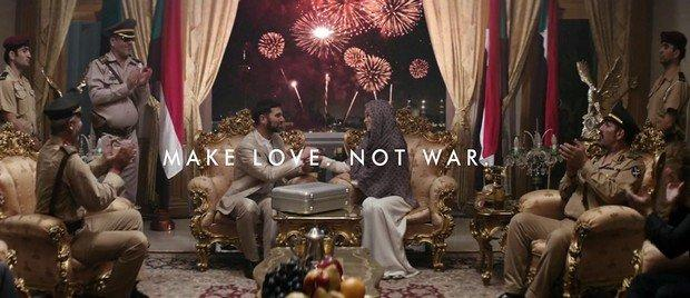 "AXE cambia rotta in ""Make Love Not War"" [VIDEO]"