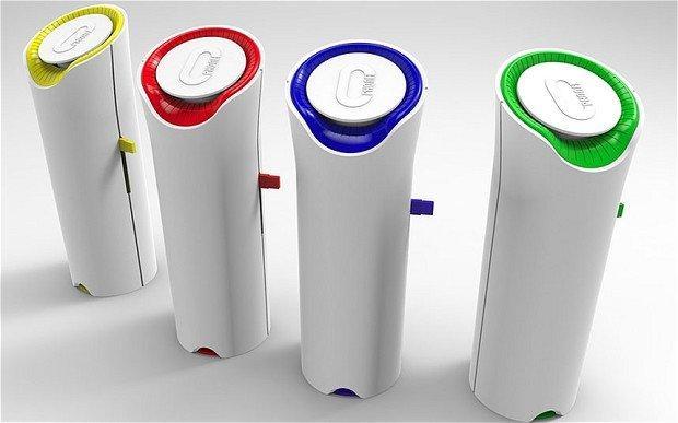 oPhone, il device che solletica l'olfatto