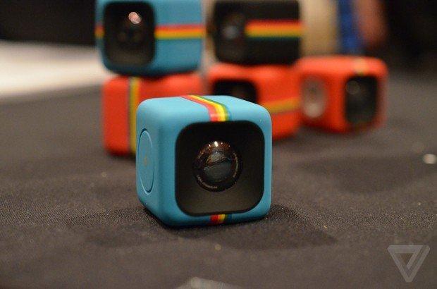 CES2014: Polaroid stupisce ancora con l'action cam C3