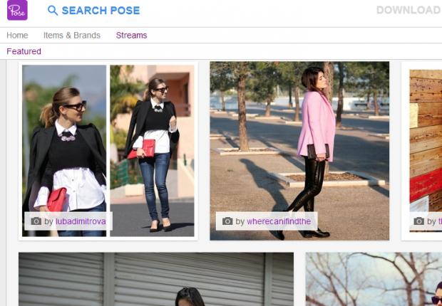 pose social network