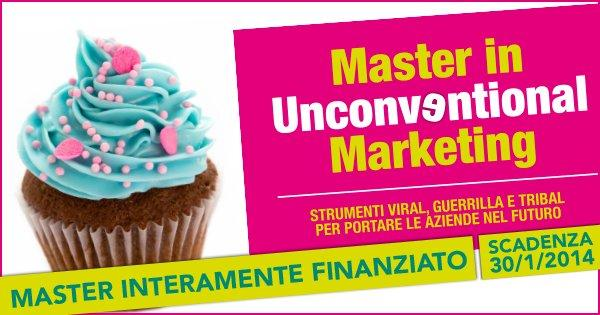 In Basilicata, il Master in Unconventional Marketing finanziato dalla Regione