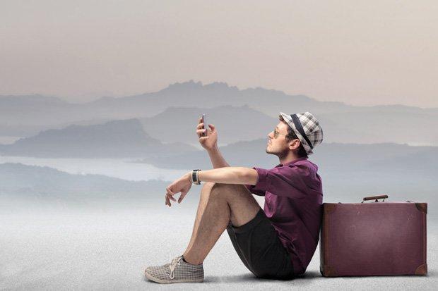 Smartphone e viaggi: i dati sull'utilizzo dei mobile traveller [INFOGRAFICA]