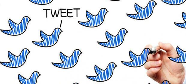 sharing social media