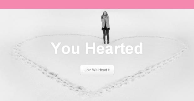 we heart it social network