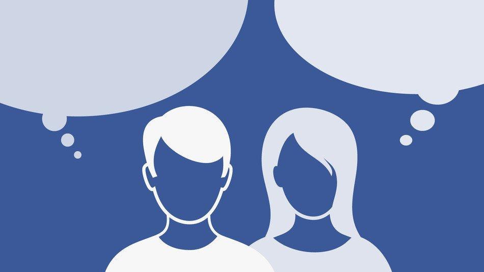 8 motivi per cui gli uomini e le donne usano Facebook