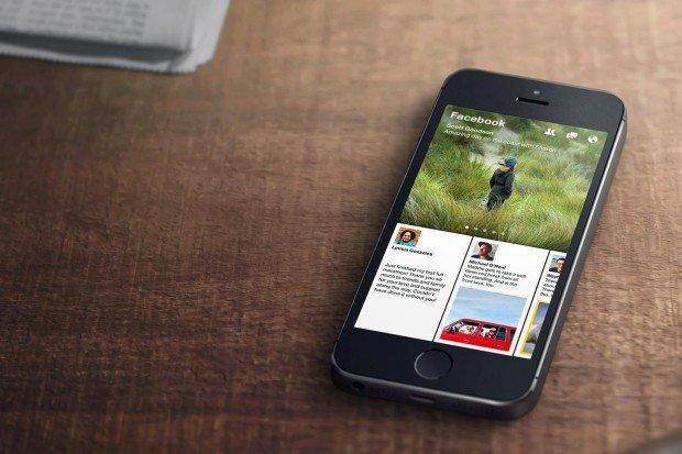 Facebook Paper, guida all'app del momento