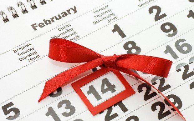 Gli auguri di San Valentino dei personaggi storici