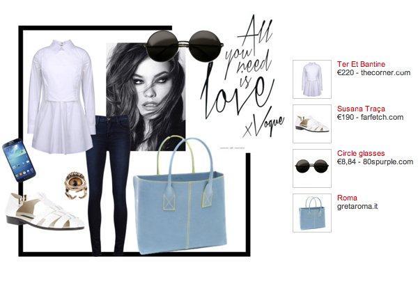 Come promuovere il vostro fashion e-commerce con Polyvore