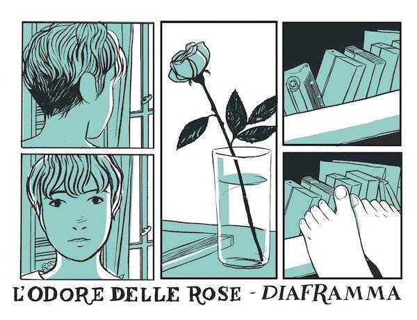 Top 10 fumetti e illustrazioni Alessandro Baronciani