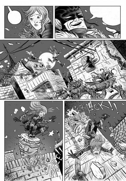 Top 10 fumetti e illustrazioni David Rubin
