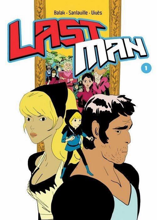 Top 10 fumetti e illustrazioni Last Man