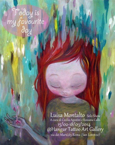 Top 10 fumetti e illustrazioni Luisa Montaldo