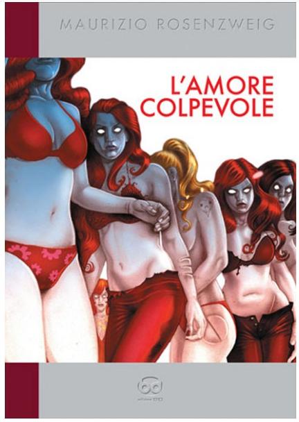 Top 10 fumetti e illustrazioni Maurizio Rosenzweig