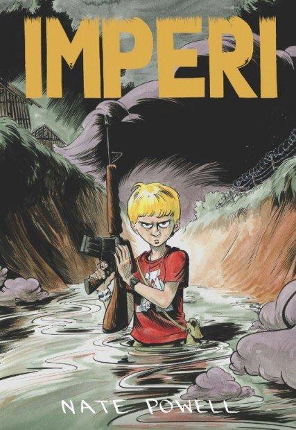 Top 10 fumetti e illustrazioni Nate Powell