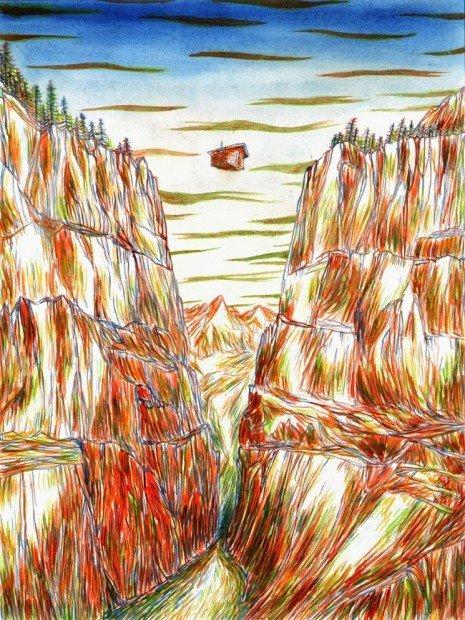 Top 10 fumetto e illustrazioni Seb Cazes