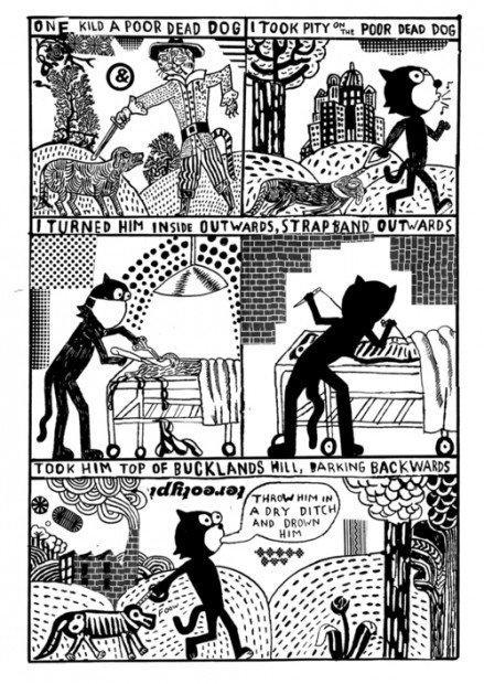 Top 10 fumetti e illustrazioni John Broadley