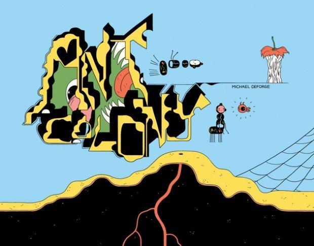 Top_10_fumetti_illustrazioni_Ant_Colony_De_Forge