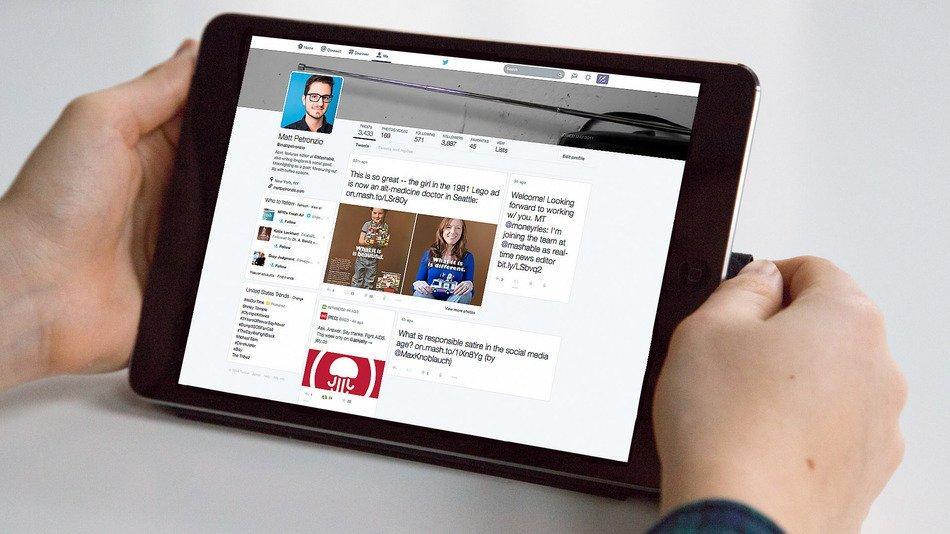 Twitter sta testando un altro nuovo design. O copia Facebook e G+?