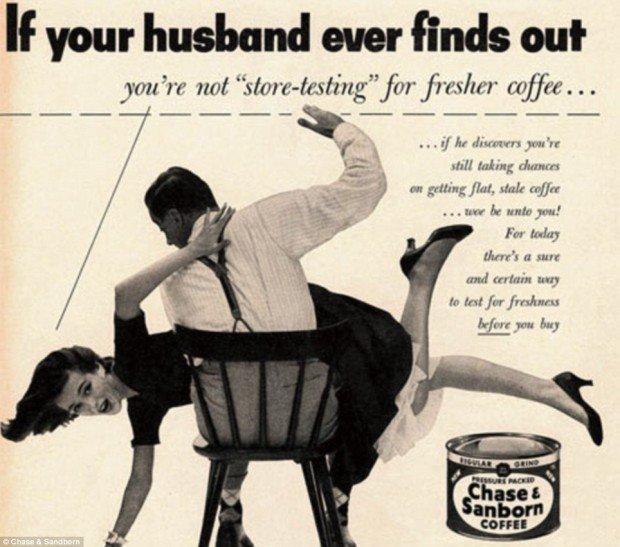 Badvertising: quando la pubblicità era politicamente scorretta