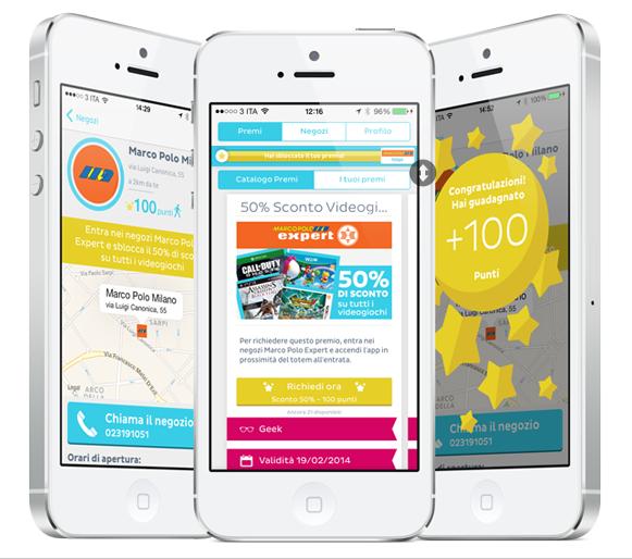 Checkbonus: l'app che premia la tua voglia di shopping [INTERVISTA]