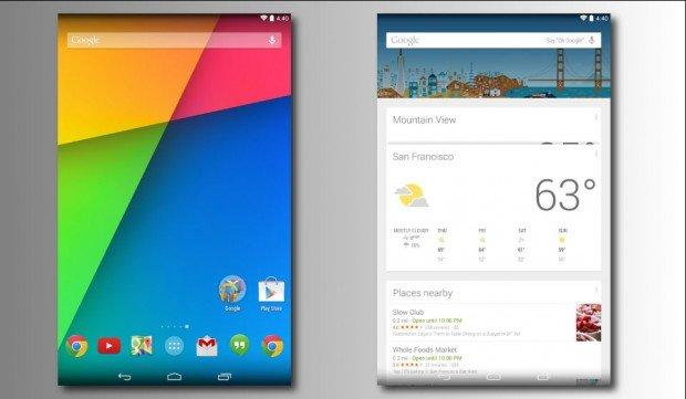 Google Now Launcher: su tutti i Nexus l'ultima Google experience