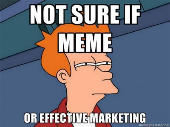 futurama fry meme marketing