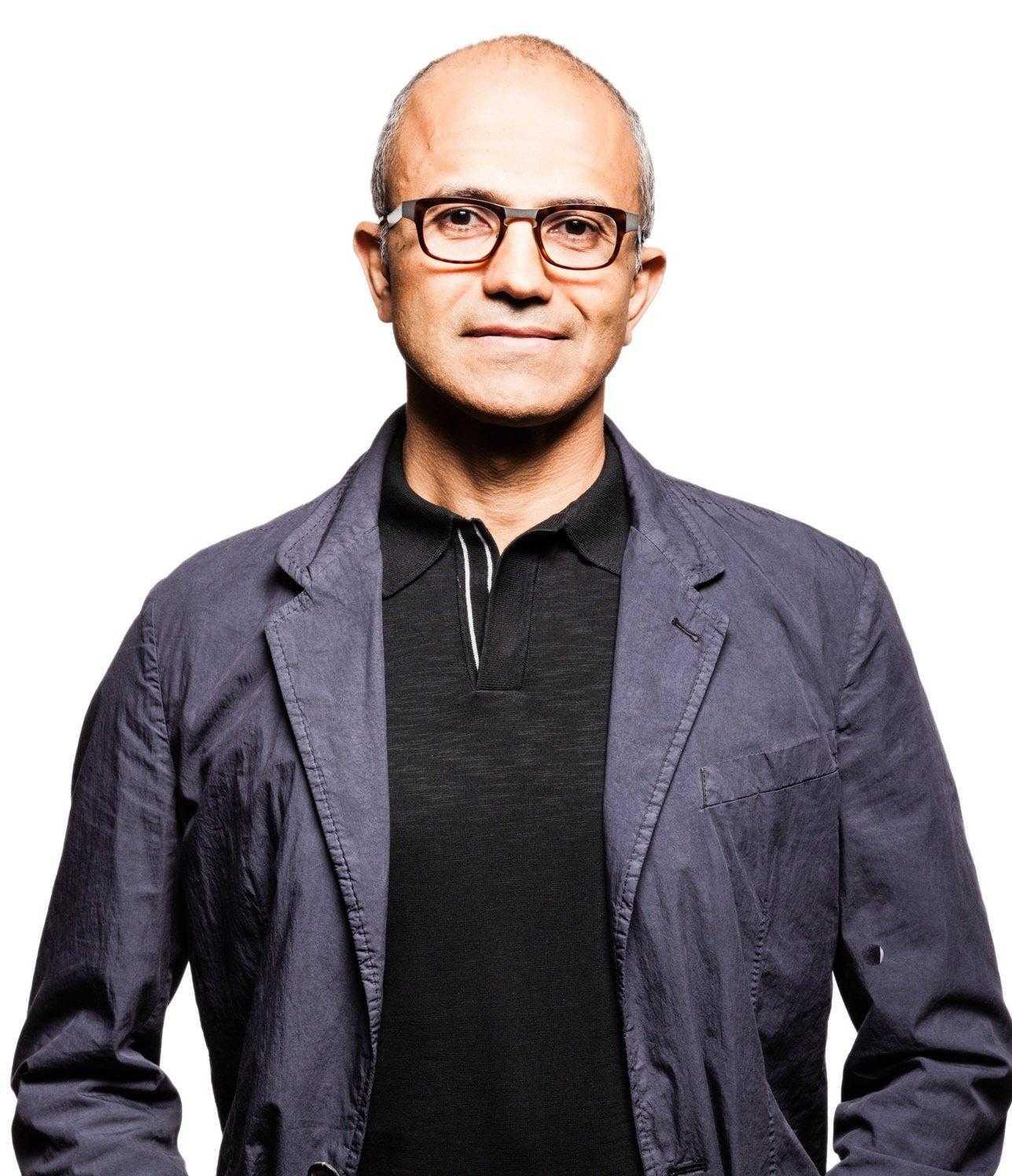 Il nuovo CEO di Microsoft è Satya Nadella