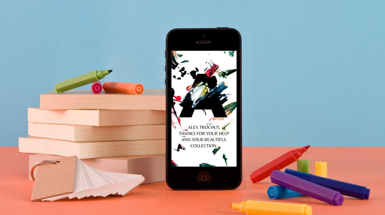 Notegraphy, l'app che dà colore e stile al tuo status!