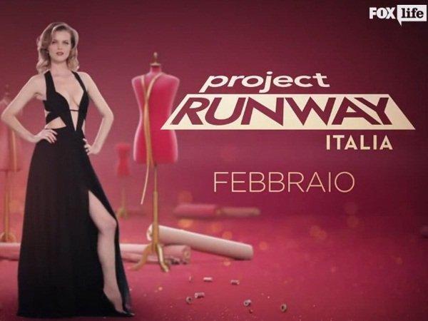 Project Runway: il talent show della moda sbarca anche in Italia