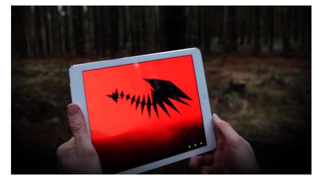 Polyfauna: la nuova app interattiva dei Radiohead