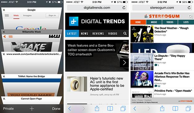 5 browser coi fiocchi per il vostro iPhone
