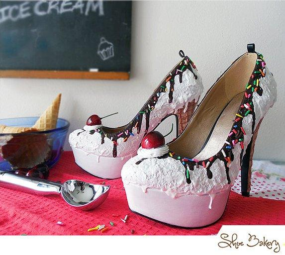 Shoe Bakery, l'online store dove le scarpe si mangiano