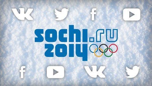 Sochi 2014: medaglia d'oro ai social media