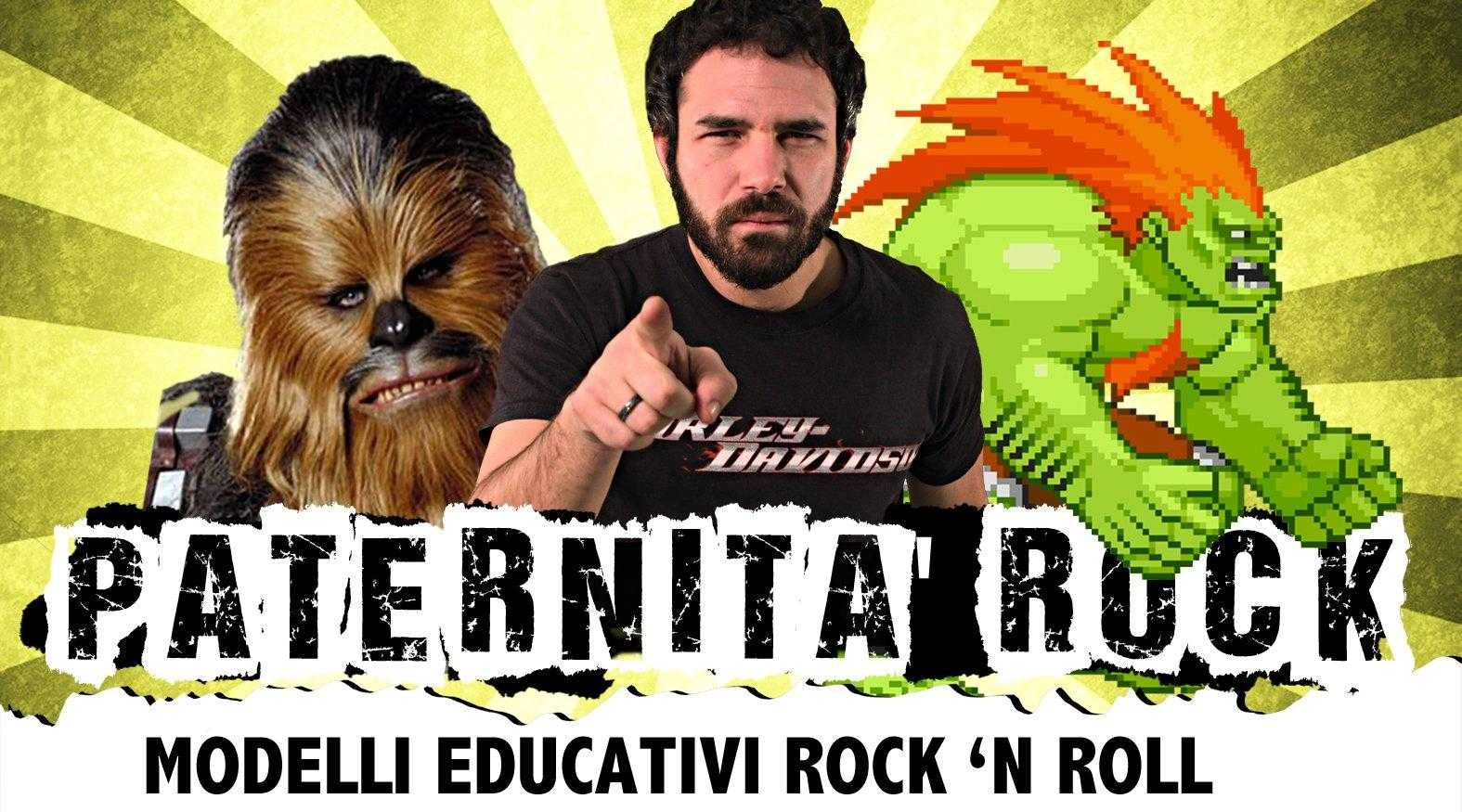 Paternità e musica, modelli educativi rock 'n' roll