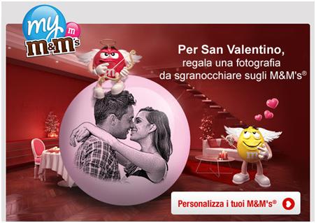Dalle caramelle fotografiche allo skywriting, i regali di San Valentino dei brand