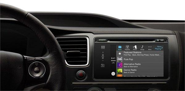 Apple presenta CarPlay: la migliore esperienza iPhone in automobile
