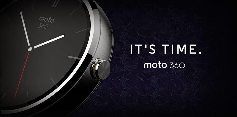 Moto 360: il secondo device indossabile di Google è uno smartwatch
