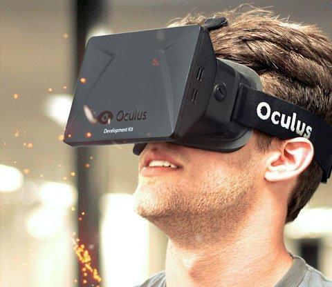Facebook annuncia il prossimo colpo: l'acquisizione di Oculus VR [BREAKING]