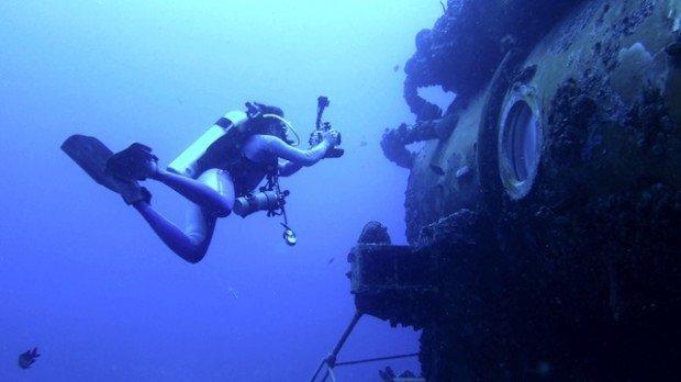 Mission 31, Fabien Cousteau lancia la prima missione subacquea in diretta sui social media