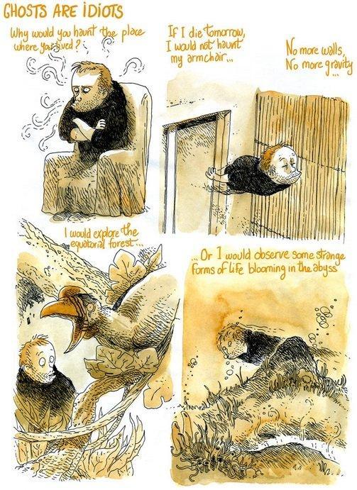 Top10 fumetti e illustrazioni Bouletcorp