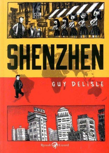 Top 10 fumetti e illustrazioni Guy Delisle