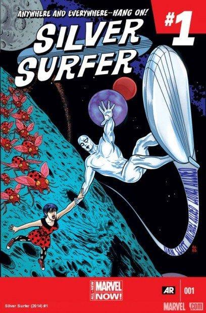 Top 10 fumetti e illustrazioni Mike Allred Silver Surfer