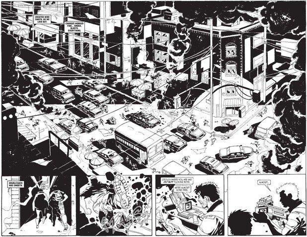 Top 10 fumetti e illustrazioni comics cidad