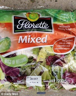 Un chip per evitare lo spreco degli alimenti