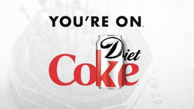 You're on: la campagna Diet Coke che sta scandalizzando l'America. Ed è già parodia