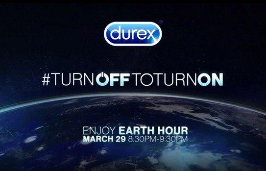 Durex per l'Earth day: TurnOffToTurnOn [VIRAL VIDEO]