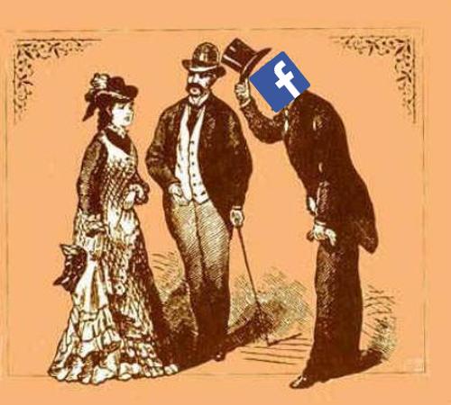 Il decalogo della Facebook etiquette