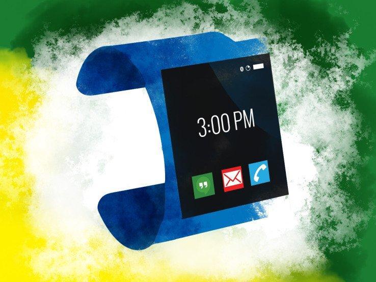 Google Smartwatch: inizia il conto alla rovescia