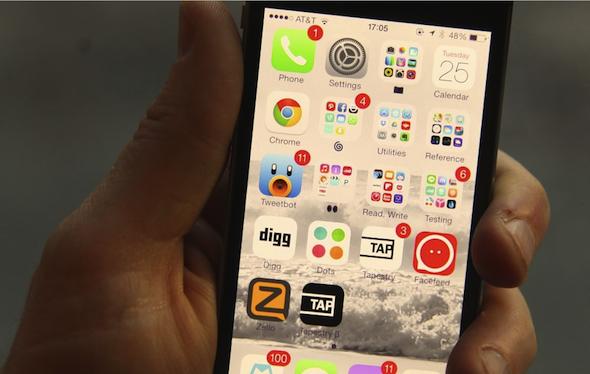 #HomeScreen2014: come gli smartphone raccontano le nostre abitudini